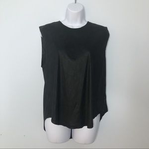 Feel the Piece Terre Jacobs High Low Tank Top